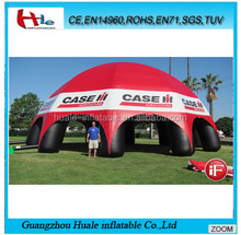 Giant inflatable tent in spider legs shape,inflatable advertising tent
