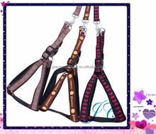 New Design Pet Flex Leashes Parts / Dog Chest Belt Collar For Wholesale