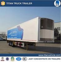 China new refrigerator semi-trailer