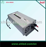 High power waterproof hot 12v ac/dc led power supply