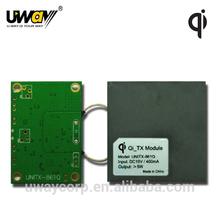 Qi de carregamento sem fio módulo transmissor 19 V bobina módulo