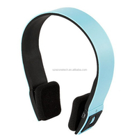 Long battery time bluetooth headphone high quality low price headset v3.0 bluetooth stereo headphone
