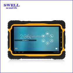 hot sold 7inch tablet pc IP67 dustproof waterprof 1024*600 NFC optioanl WCDMA GSM rugged android mini pc TP70