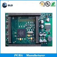 electronic circuit assembly and electronics manufacturing service supplier