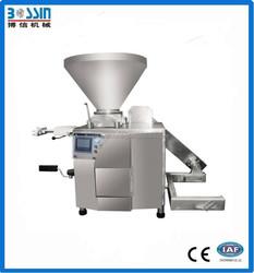 Automatic Vacuum Sausage Stuffer Filler for sausage Machine GC 6200 model