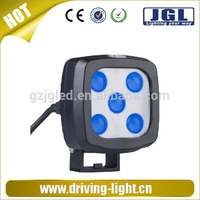 4wd forklift fog lights agricultural led work lights spot forklift blue light