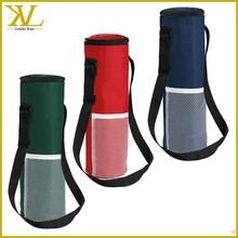 BSCI factory Bottle picnic carrier Insulated Wine cooler bag, cooler bag for wine