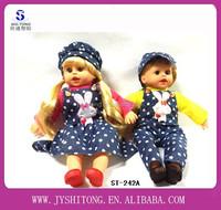 20 inch Vinyl Stuffed Cotton Reborn Baby Dolls for Sale OEM Baby Dolls
