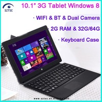 Shenzhen Oem Intel Quad Core Z3735F Touch Screen Tablet Best 10 Inch Tablet with Keyboard