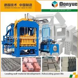 Dongyue QT4-15C automatic block making machine in pakistan