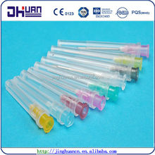 From 16G TO 30 G Disposable Sterile Hypodermic Needle