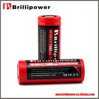 IMR18500 High power High discharger Battery lava tube 18500Lithium ion Battery Li-ion Battery