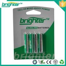 1.5v aaa lr03 alkaline battery for provari mini