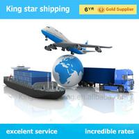 evergreen shipping line shipping from china shenhen/guangzhou/shanghai/ningbo etc for LCL FCL