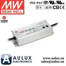 Mean Well 40W 48V LED Power Supply HLG-40H-48B IP67 Rate 0-10v Dimming LED Driver