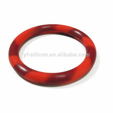 Wholesale soft Customized silicone bangles for baby chewing