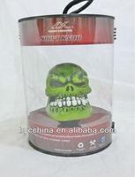 New Design Universal Skull Car Gear Shift Knob(Green)