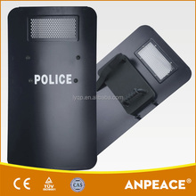 DP-L02 Aluminum riot control body shield