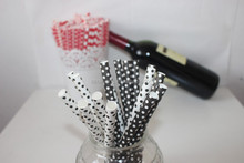 Bridal party decoration paper straw for Bar Accessories Type