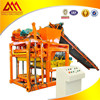 2015 new products, QTJ4-25 block machine making line for sale in Europe