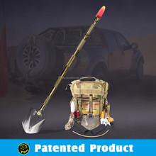 Full Camping Kit/Duoji Outdoor Survival Gear/Tibetan Mastiff Multifunction Shovel Contains More Than 30 Functions