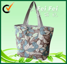 reusable and non-woven personalized tote bag