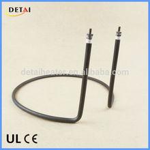 grado superior del horno de tubo de la bobina del calentador elemento