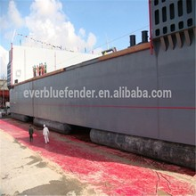 CCS certificate ship salvage/shiplaunching rubber marine airbag