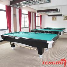 "Wonderful American high quality 8""9 ball pool table"