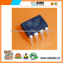 Nueva original ATTINY25 DIP/SOP (IC MCU 8BIT 2KB FLASH 8DIP)