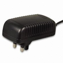 UK plug switch regulated AC DC power supply, the power supply 12V 2A