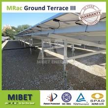 Ground Mounted Solar Energy System Mounting Bracket