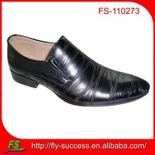 Man fashion dress shoes