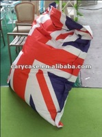 union jack beanbag, UK flag bean bag