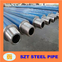 "API 5DP 2-7/8"" water well drill pipe thread types/used drill stem pipe"