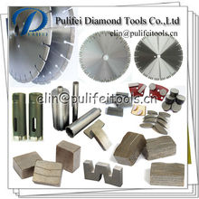 Power Tools of Diamond Stone Cutting Tools / China Diamond Marble and Granite Cutting Tool