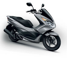 PCX 150 motorcycle scooter