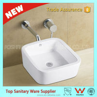 popular top ceramic kitchen sink basin washing basin