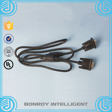 China vga to hdmi cable rs232 vga cable with factory price