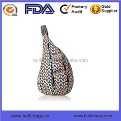 Fashion waterproof personalized kids sling backpacks for sale