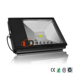 Shenzhen supplier 70w RGB led flood lighting bridgelux chip meanwell driver