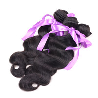 Hot Sale Two Tone Indian Hair Weave, Natural Raw Indian Hair, Body Wave Raw Unprocessed Virgin Indian Hair