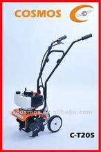 2.2hp garden tiller/rotary machine/mini tiller cultivator
