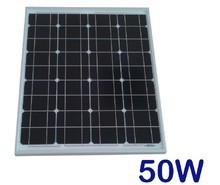 Shanghai made 50W poly silicon solar panel popular in Vietnam