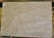 Natural quartz stone Taj Mahal for kitchen , bath and cladding