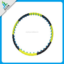 china manufacturer custom PE plastic wholesale hula hoop