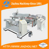 Cold Chilled Roller Lamination Plastic Extruding Coating Machine