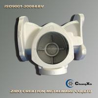 aluminum gravity cast/gravity cast pump housing/gravity cast water pump spare parts