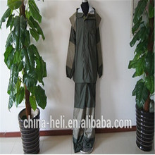 taslon/oxford/pu raincoat/rainsuit/rain wear,waterproof suit,waterproof clothes