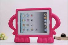unbreakable pad silicone case for ipad 2 3 4